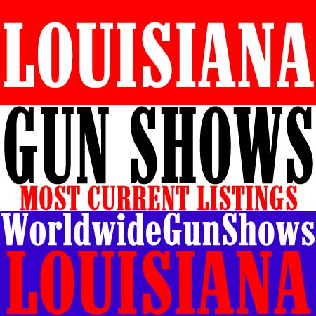 2019 Lake Charles Louisiana Gun Shows
