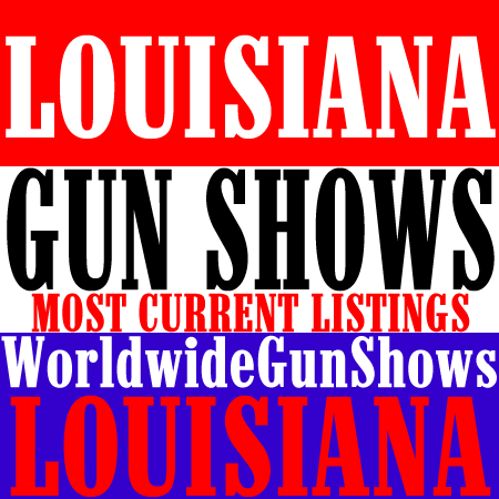 June 19-20, 2021 Kenner Gun Show / New Orleans Area Gun Show